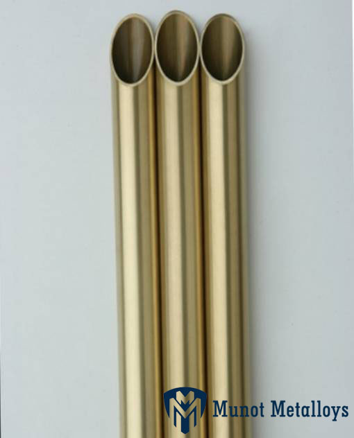 Brass Finned Tubing For Agriculture Equipments