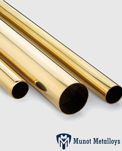 Admiralty Brass Finned Tubing For Evaporators & Coolers
