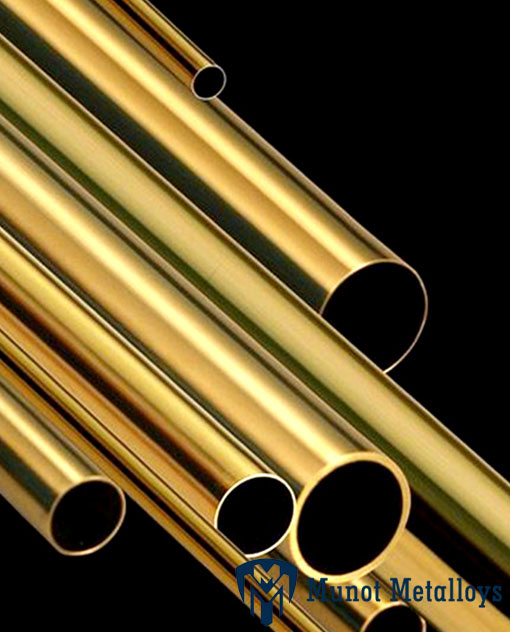 Brass C28000 Square Pipes