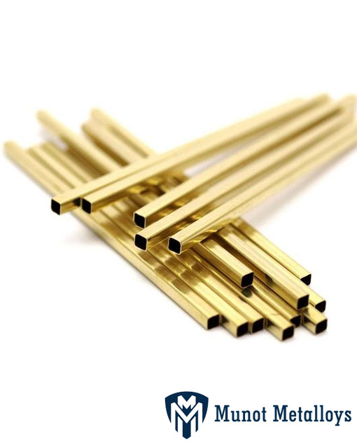 Brass Rectangular Tube For Agriculture Equipments