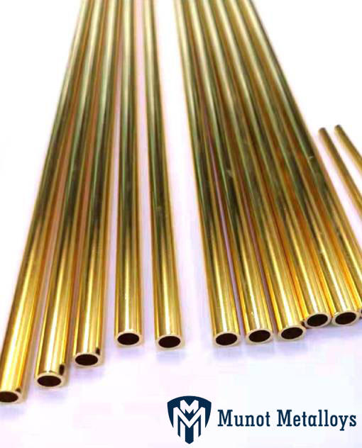 Brass Seamless Tubes For Agriculture Equipments