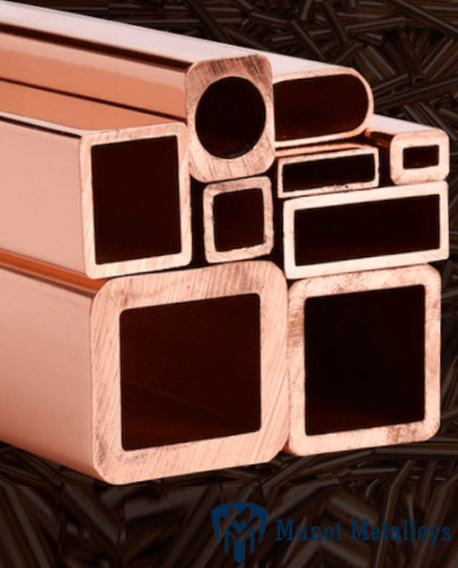 COPPER TUBES - MANUFACTURER