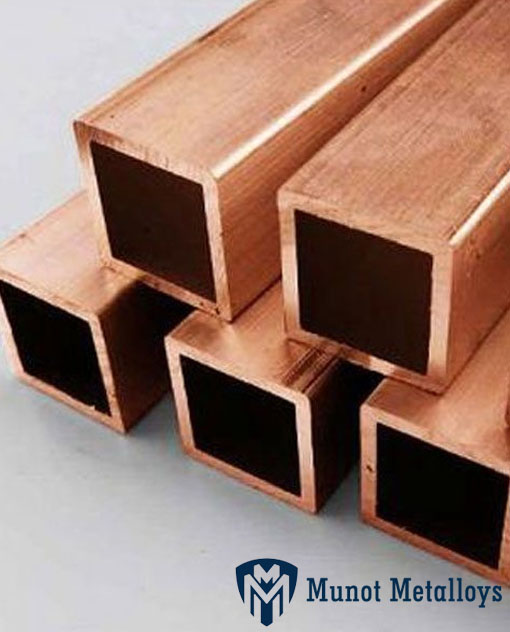 Copper Square Tubing