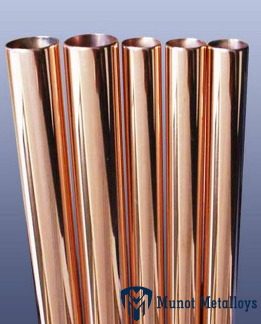 Copper Alloy Tube For Automobile Industries.