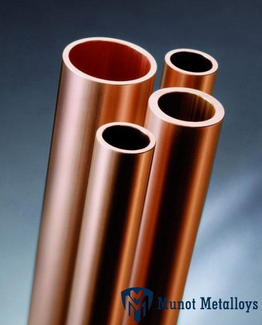 Copper Alloy Tube Automobile Industries