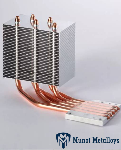 Copper Tubes Refrigeration Systems