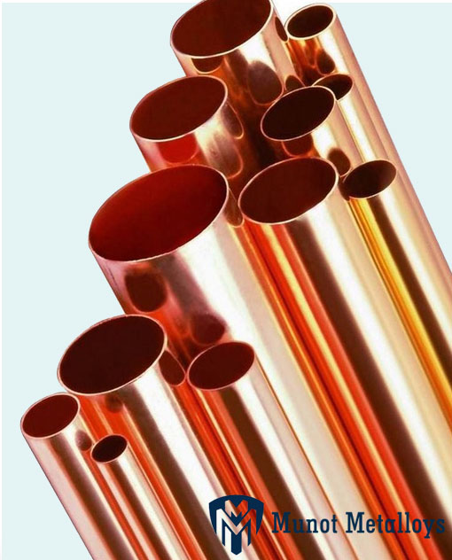Copper Alloy Seamless Tube For Automobile Industries
