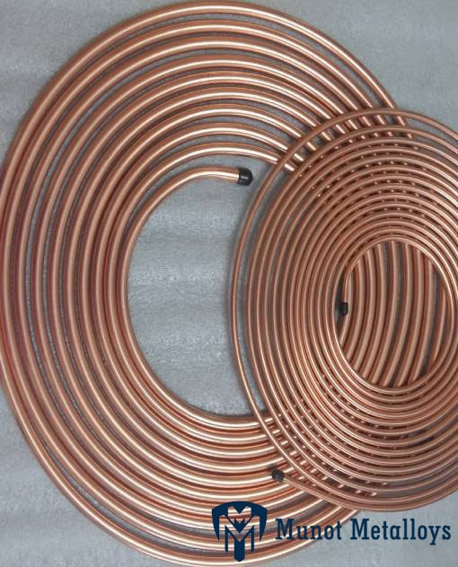 Pancake Copper Coil