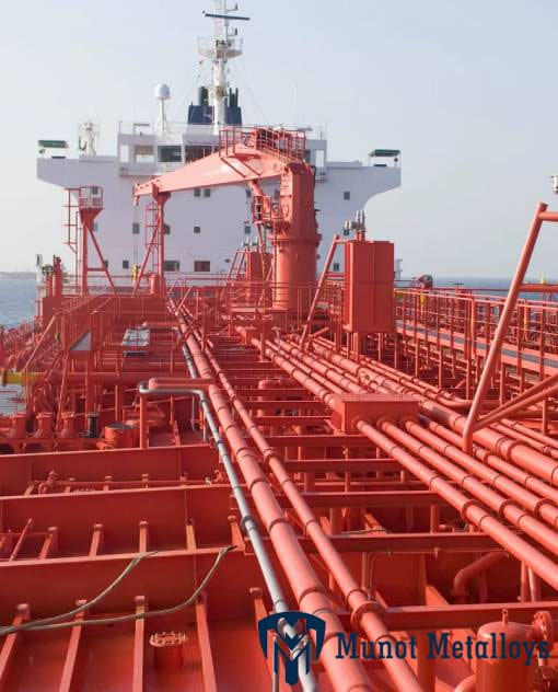 Copper Alloy Tube Marine Application