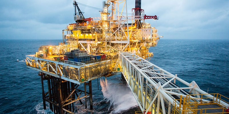 Offshore Oil Processing